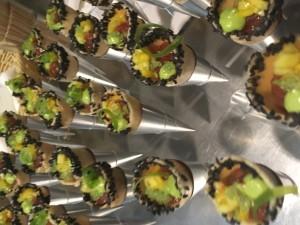 Tuna Cones