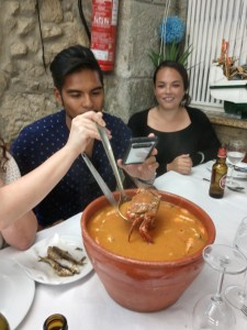 Porto, Seafood Rice