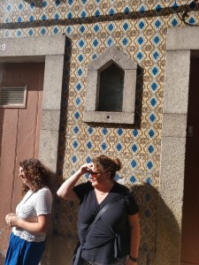Porto Tile work